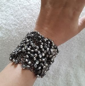 """EXPRESS Bracelet 9"""" inches with length adjustable"""